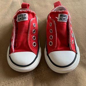 Converse All Star Sz 4 Toddler